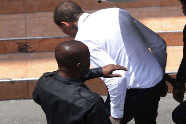 Vybz Kartel remanded again 13 April 2012
