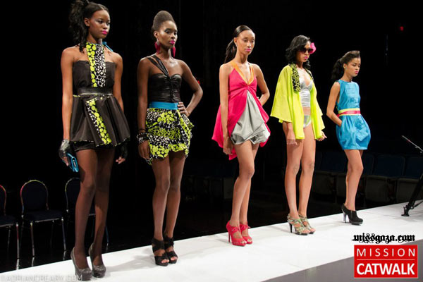 *Barbados' Kesia Estwick Wins Mission Catwalk Episode 7*
