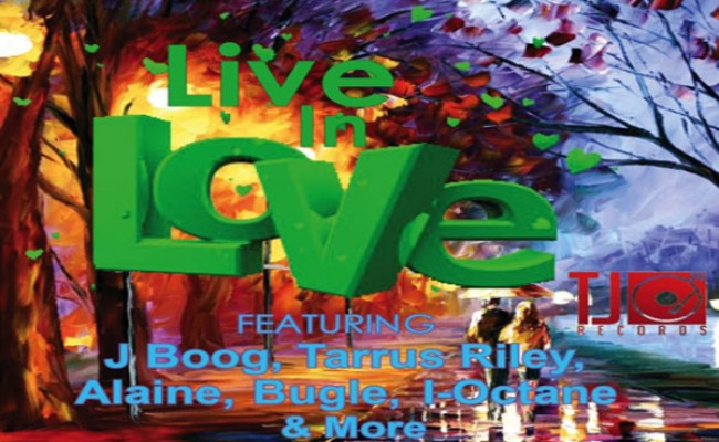 Live in Love Riddim Tj Records