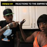 First REACTIONS TO KARTEL DISBANDING THE EMPIRE