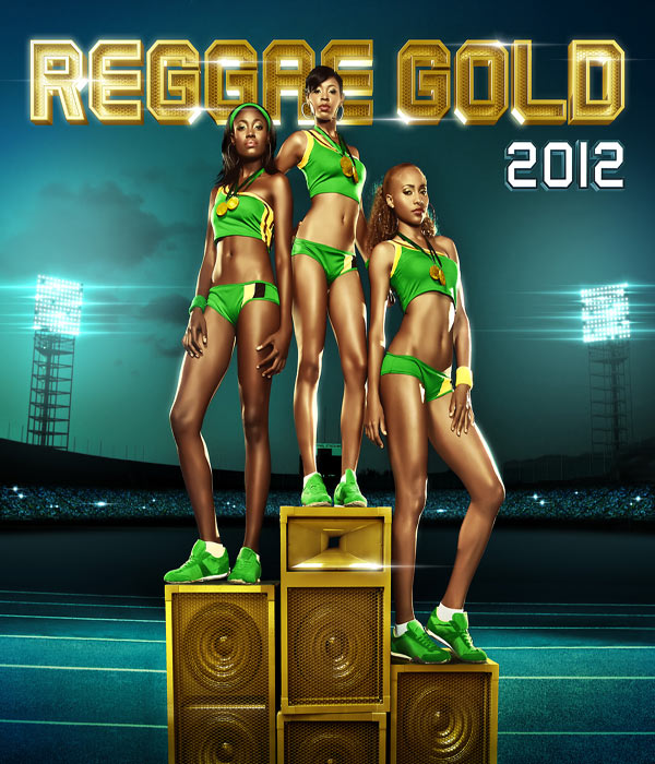 Reggae Gold Compilation 2012 – VP Records