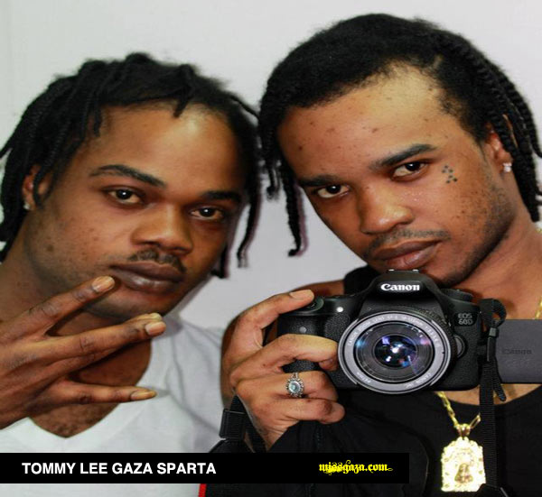 TOMMY LEE GAZA SPARTA LATEST INTERVIEWS MAY 2012