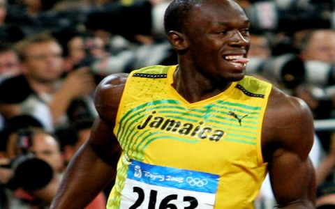 Usain Bolt sings Faster Than Lightning may 2012 Dj Steve Porter Remix