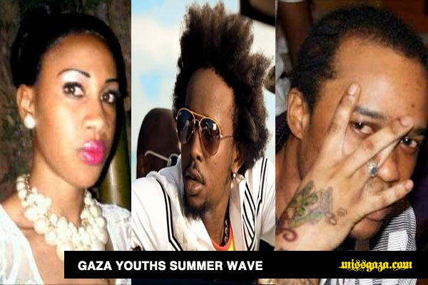 New Popcaan Songs, New Gaza Slim Songs,  New Tommy Lee SOngs  on Summer Wave riddim may 2012