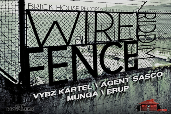 *Wire Fence Riddim – Brick House Records May 2012*
