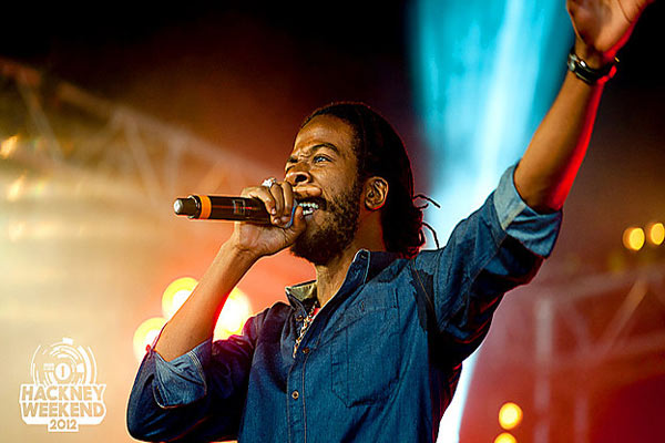 Gyptian Takes Over London At BBC Radio 1′s Hackney Weekend