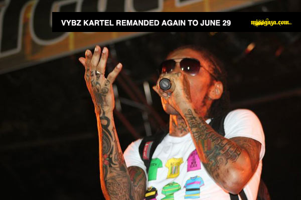 Vybz Kartel Trial News – Remanded Again To June 29