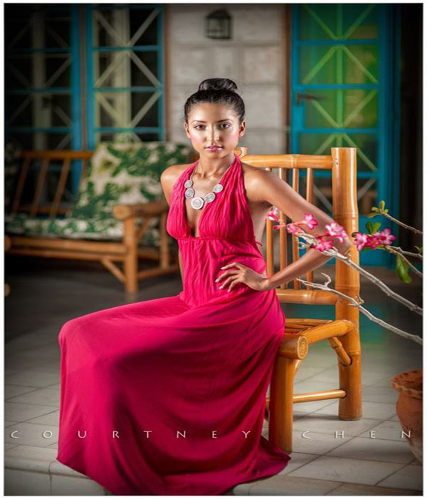*Lauren McClure For Miss Jamaica World 2012*