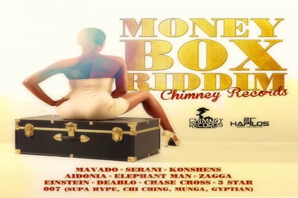 Money Box Riddim Chimney Records June 2012