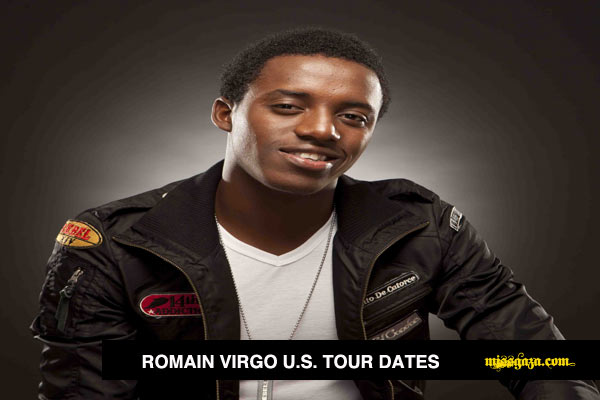 *Romain Virgo Announces U.S. Tour Dates*