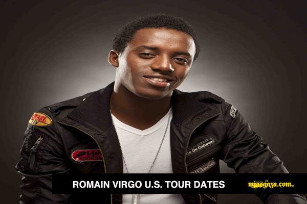 *Romain Virgo Announces U.S. Tour Dates*
