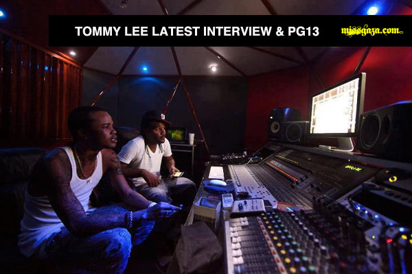 *Tommy Lee's Interview on Live In BBC Xtra1 Studio June 2012*