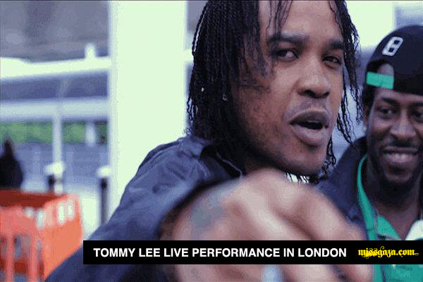 *Tommy Lee Gaza Man Crazy,No Wi Insane Tour UK Live Show*