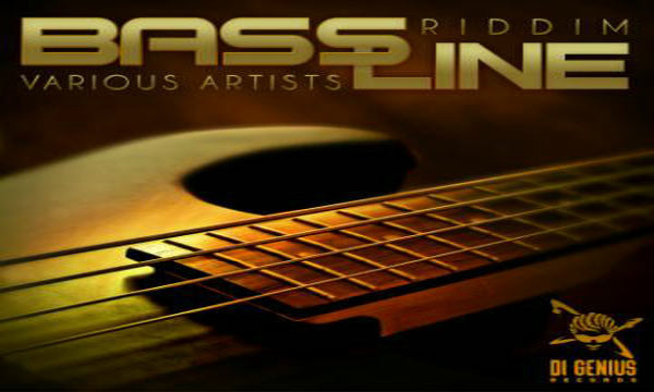 bass line riddim di genius records june 2012