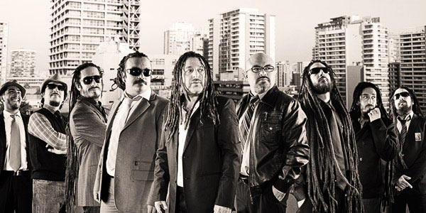 Reggae band gondwana live in miami june 1