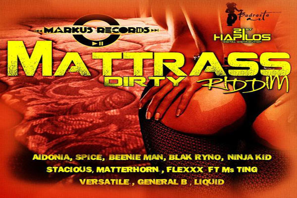 Markus Records Releases Mattrass Riddim – June 2012