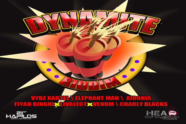 *Dynamite Riddim-Head Concussion Records – July 2012*