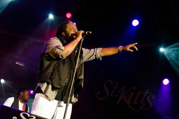 Morgan Heritage Live performance in st kitts