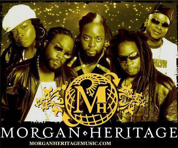 Morgan Heritage Reunion, Upcoming Album The Return & Tour Dates Summer 2012