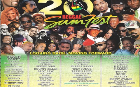 REGGAE sumfest 2012 videos and pics