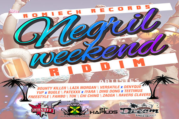 Listen To Peenie Wallie Riddim,Negril Weekend Riddim and Happy Daze Riddim