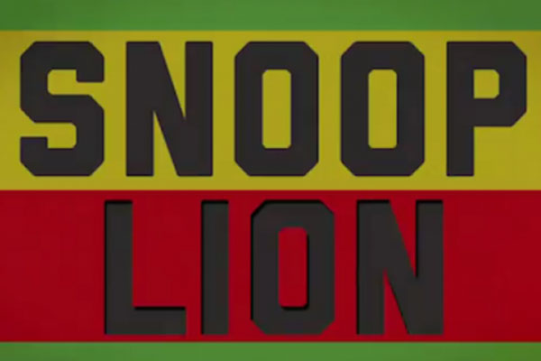 Listen To Snoop Lion – aka Snoop Dog –  Reggae Single La La La