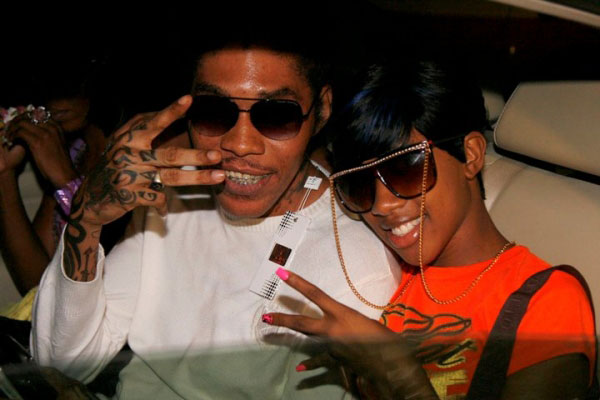 Listen To Vybz Kartel Gaza Slim New Single Reparation Banned