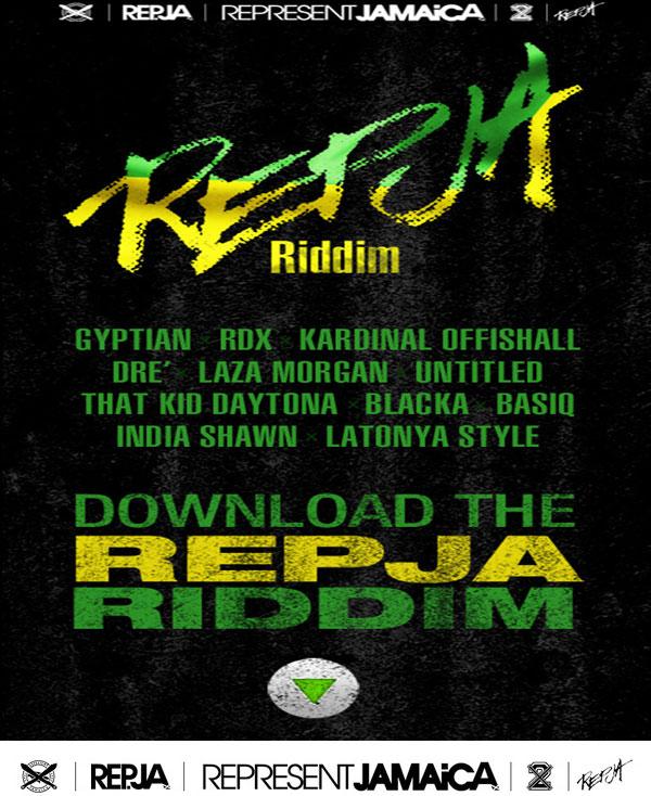 *RepJa Honors Jamaica 50 Anniversary With RepJa Riddim*