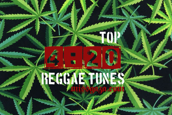 <strong>Celebrate 420 With Ganja Inspired Reggae Songs &#038; Videos</strong>