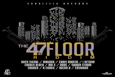 <strong>Listen to 47th Floor Riddim Mix &#8211; Seanizzle Records [Reggae Dancehall]</strong>