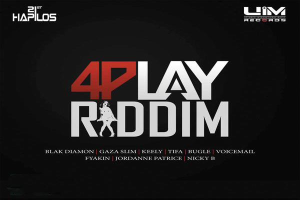 <strong>Download 4Play Riddim &#8211; Uim Records [Reggae Dancehall Promo Mix]</strong>