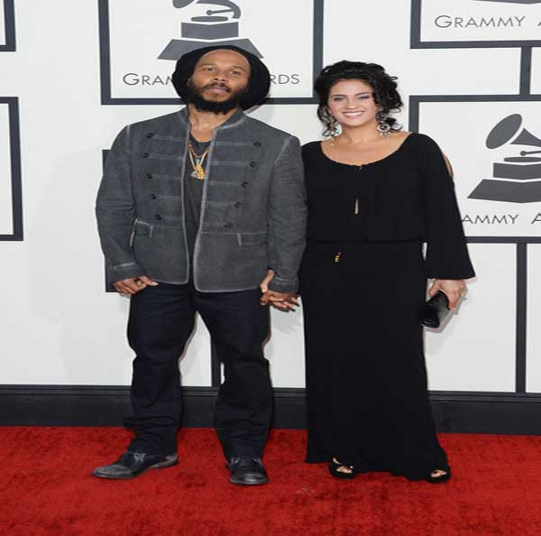 "56th GRAMMYS  AWARDS 2014 : ""ZIGGY MARLEY IN CONCERT"" WINS BEST REGGAE ALBUM"
