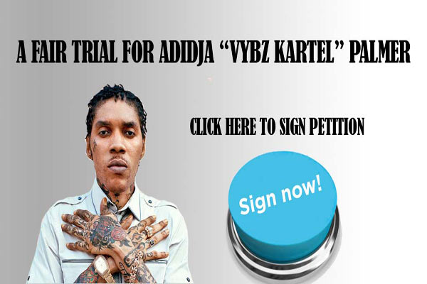 <strong>Support Vybz Kartel &#8211; Sign The Fair Trial For Addi Petition &#8211; #FreeWorldBoss</strong>