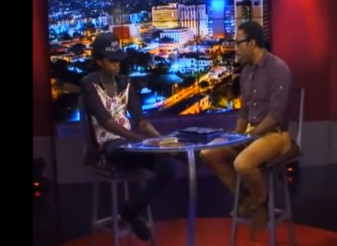 ALKALINE INTERVIEW ONSTAGE TV WITH WINFORD WILLIAMS MARCH 2014