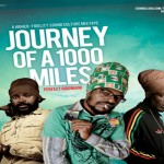 A journey of a 1000 miles mixtape Dj i-shasta REGGAE