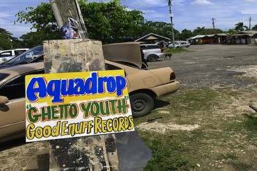 <strong>Listen To Aquadrop Ghetto Youth Produced By Mad Decent&#8217;s Good Enuff</strong>