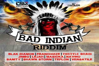 SHAWN STORM – BEEF – BAD INDIAN RIDDIM – UIM RECORDS – MARCH 2015