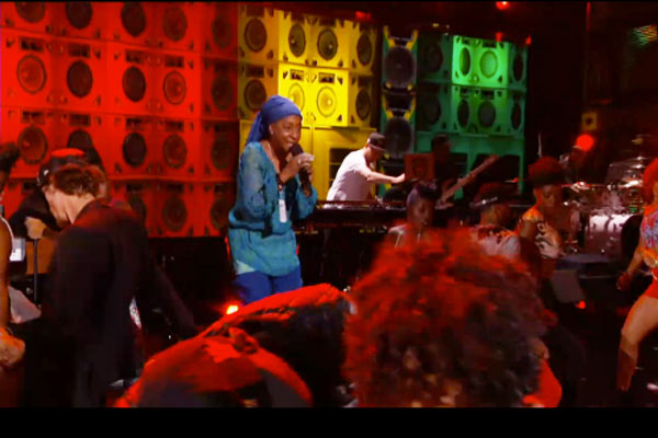 BET AWARDS 2013 REGGAE DANCEHALL SEGMENT VIDEO