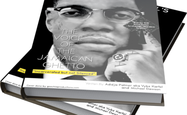 BUY ONLINE VYBZ KARTEL BOOK THE VOICE OF THE JAMAICAN GHETTO