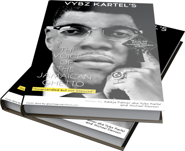 VYBZ KARTEL'S BOOK RATED #1 ON AMAZON.COM