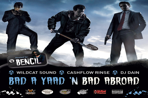 <strong>Download Bad A Yaad &#8216;N Bad Abroad Dancehall Hip Hop Mixtape<strong>
