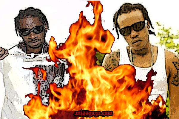 Tommy Lee Sparta & Bounty Killer Deny Fighting Allegations -Nov 2012