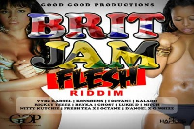 Vybz Kartel -Paradise -BritJam Flesh Riddim – Good Good Productions – Jan 2015