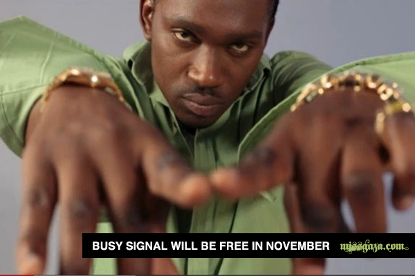 Busy Signal Will Be Free In November