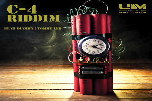 TOMMY LEE SPARTA BLAK DIAMON – C4 RIDDIM – UIM RECORDS