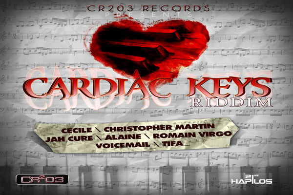 LISTEN TO CARDIAC KEYS RIDDIM – CRZO3 RECORDS