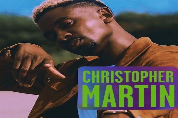 """Stream Christoper Martin's New Studio Album """"And Then"""" VP Records"""
