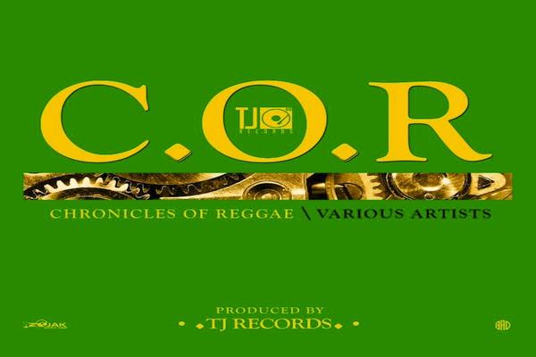 Chronicle of reggae vol 1  reggae compilation 2019 tj records