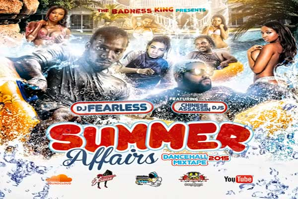 DOWNLOAD DJ-FearLess-&-Chinese-Assassin-Djs---Summer-Affairs-Mixtape---Cover