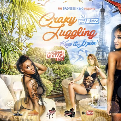 DJ FearLess – Crazy Juggling Mixtape (Keep It Movin) – June 2015